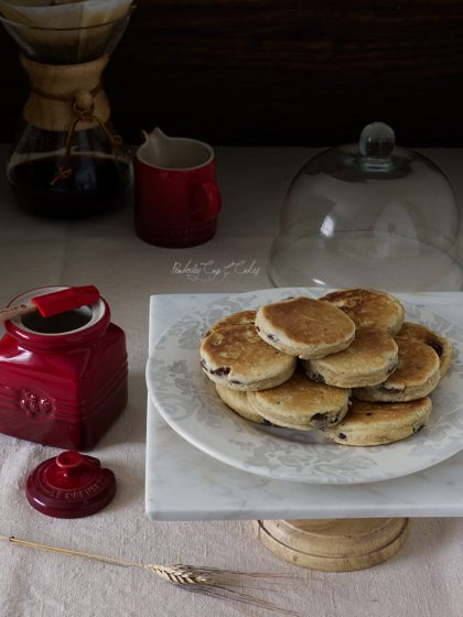 Welsh Cakes (Griddle Cakes)