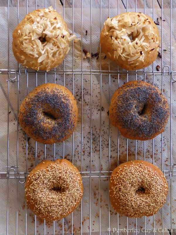 New York Style Bagels