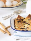 Bread and Butter Pudding (pudin de pan y mantequilla)